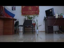 «Бессмертный полк» в Севастополе затопило нечистотами