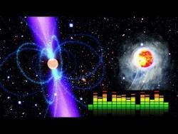 Вселенная.Загадочные звуки космоса
