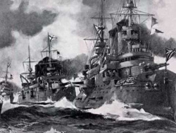 В память о героях Русско-японской войны 1904-1905
