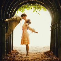 Осенний поцелуй после жаркого лета