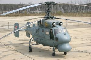 Противолодочный вертолёт Ка-25ПЛ.