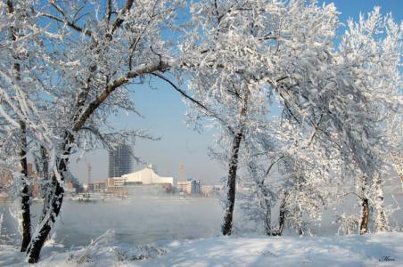 Красноярск, природа