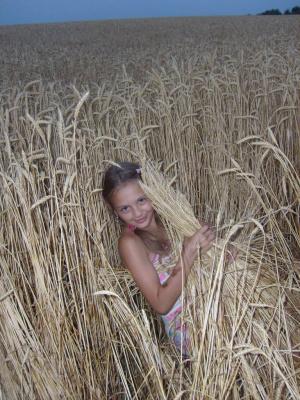 Запах пшеницы